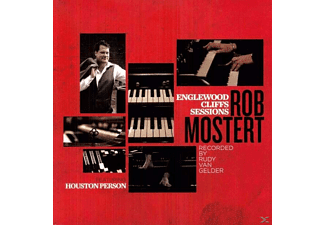 Rob Mostert - ENGLEWOOD CLIFFS SESSIONS - (Vinyl)