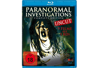 Paranormal Investigations - Complete Edition - (Blu-ray)