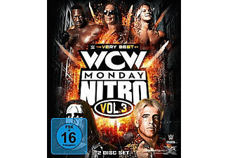WWE - The Very Best of WCW Monday Nitro - Vol. 3 [Blu-ray]