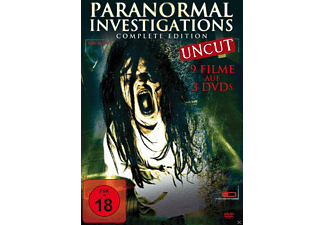 Paranormal Investigations - Complete Edition - (DVD)