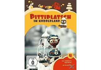Pittiplatsch im Koboldland Vol. 4 - (DVD)