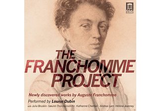 Louise Dublin, Julia Bruskin - The Franchomme Project [CD]