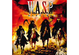 W.A.S.P. - Babylon [CD]