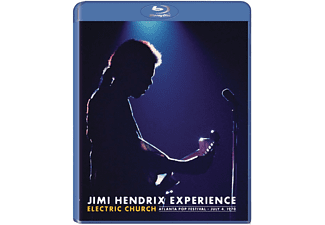 Jimi Hendrix - Jimi Hendrix: Electric Church | Blu-ray