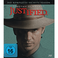 Justified - Staffel 6 [Blu-ray]