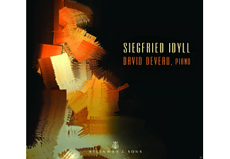 David Deveau - Siegfried Idyll - (CD)