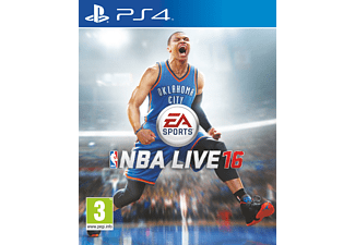 NBA Live 16 PlayStation 4