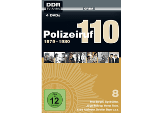 Polizeiruf 110 – Box 8: 1978-1980 - (DVD)