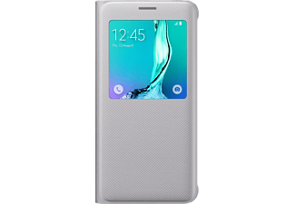 SAMSUNG S View Cover Argenté (EF-CG928PSEGWW)