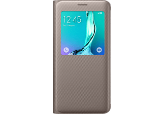 SAMSUNG S View Cover Goud (EF-CG928PFEGWW)