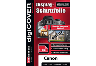 S+M N3906 digiCOVER Premium Display-Schutzfolie, Transparent
