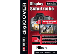 S+M N4025 digiCOVER Premium Display-Schutzfolie, Transparent
