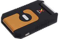 XTORM Xtorm AM 116 Magma Solar Charger Ladestation 3000 mAh Schwarz/Orange