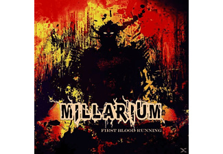 Millarium - First Bloods Running - (CD)