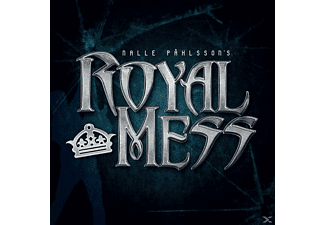 Nalle Pahlsson's Royal Mess - Nalle Pahlsson's Royal Mess - (CD)