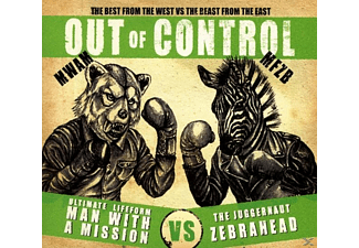Zebrahead X Man With A Mission - Out Of Control [CD]