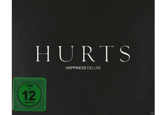 Hurts - HAPPINESS - (CD + DVD Video)