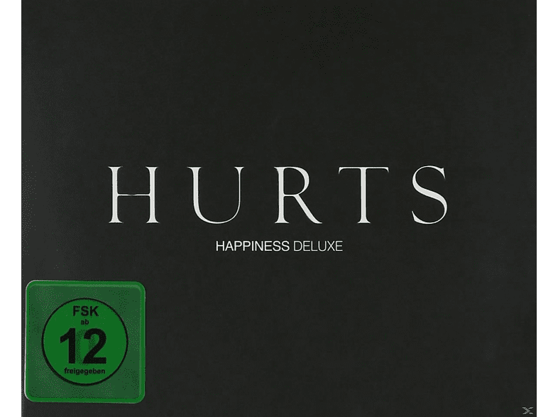 Hurts - HAPPINESS [CD + DVD Video]