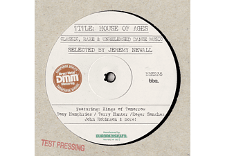 VARIOUS - House Of Ages:Selected By Jeremy Newall - (Vinyl)