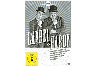 LAUREL & HARDY (SPECIAL-EDITION/9FILME) - (DVD)