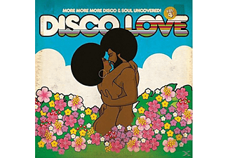 VARIOUS - Disco Love 4:More More More Disco & Soul Uncovered [CD]