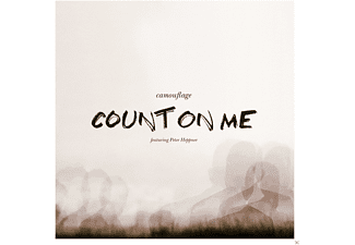 Peter Heppner, Camouflage - Count On Me [CD]