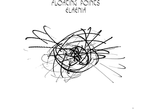 Floating Points - Elaenia - (CD)