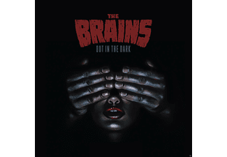 The Brains - Out In The Dark - (CD)