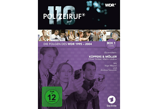 POLIZEIRUF 110 - WDR BOX 1 - (DVD)
