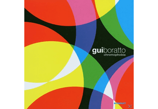 Gui Boratto - Chromophobia [CD]
