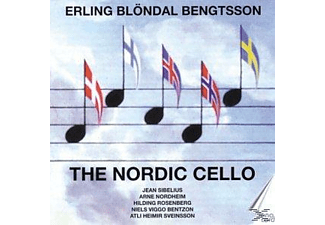 Erling Blondal Bengtsson Cello - The Nordic Cello - (CD)