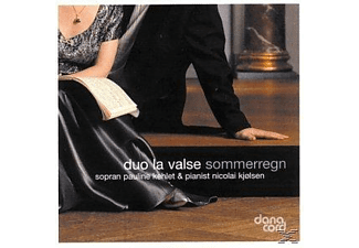 Duo La Valse - Sommerregen-Lieder - (CD)