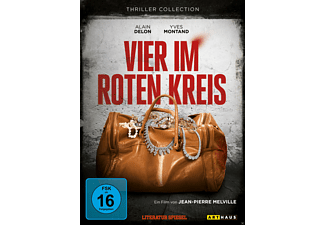 Vier im roten Kreis - StudioCanal Collection [DVD]