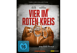 Vier im roten Kreis - StudioCanal Collection [Blu-ray]