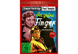 FRANCIS DURBRIDGE - PAUL TEMPLE DER GRÜNE FINGER - (DVD)