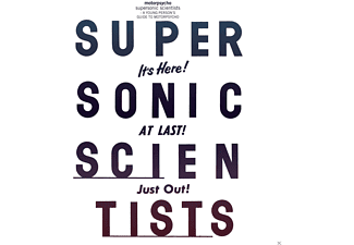 Motorpsycho - Supersonic Scientists - (CD)