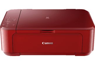 CANON PIXMA MG3650, 3-in-1 Multifunktionsdrucker, Rot