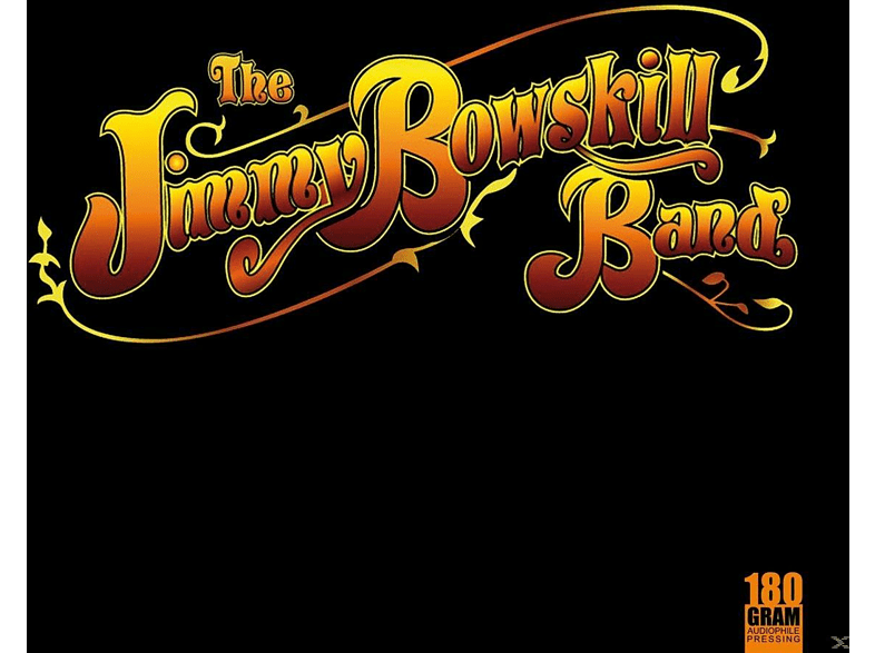 Jimmy Band Bowskill - Back Number [Vinyl]