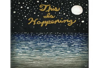 Riddle & The Stars - This Is Happening - (CD)