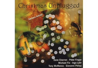VARIOUS - Christmas Unplugged - (CD)
