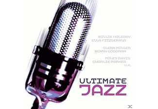 VARIOUS - Ultimate Jazz Collection - (CD)