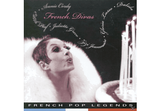 VARIOUS - French Divas - (CD)
