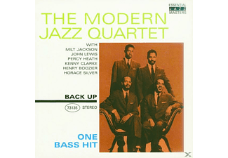 The Modern Jazz Quartet - One Bass Hit - (CD)