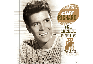 Cliff Richard - The Legend Begins-30 Early Hits - (CD)