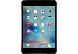 "APPLE iPad Mini 4 7.9"" 128 GB Wi-Fi Space Gray Edition 2015 (MK9N2NF/A)"