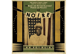 VARIOUS - La Noire Vol.1-Have Mercy, Uncle Sam - (Vinyl)