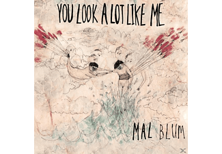 Mal Blum - You Look A Lot Like Me - (CD)
