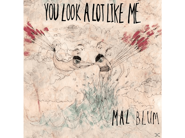 Mal Blum - You Look A Lot Like Me [CD]