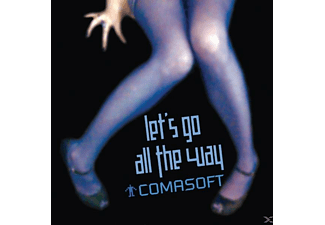 Comasoft - Let's Go All The Way - (CD)