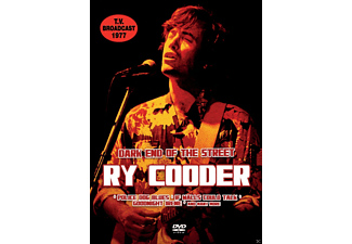 Ry Cooder - Dark End Of The Street - (DVD)